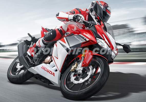 Spesifikasi Honda CBR150R