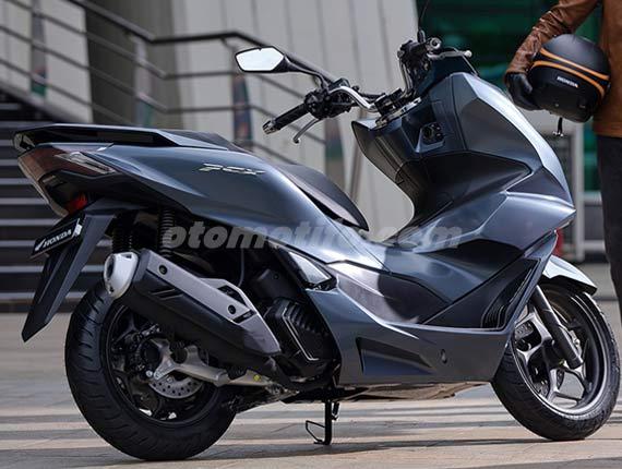 Harga Honda PCX 160cc