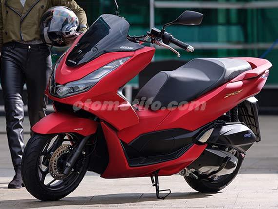 Spesifikasi dan Harga Honda PCX 160cc
