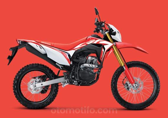 Harga Motor CRF 150 Second