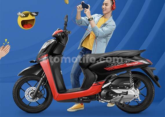 Tabel Kredit Honda Genio