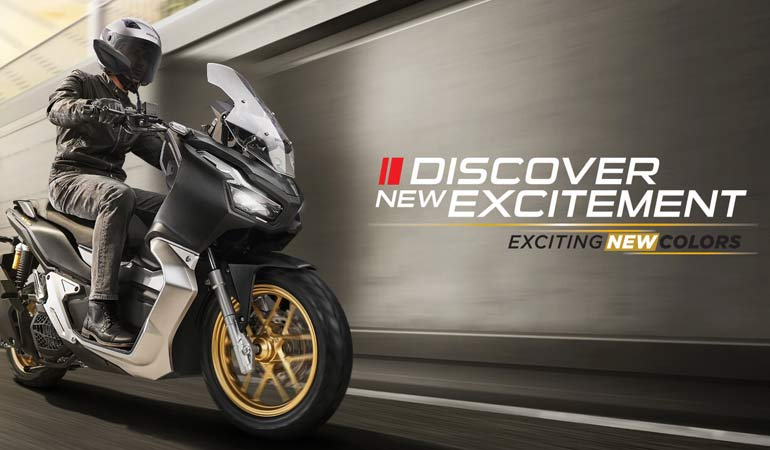 Harga Motor Honda ADV 150 Second